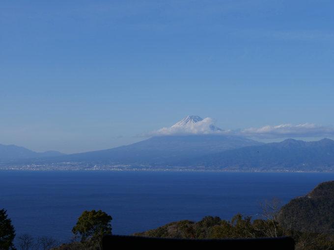 富士山と海を一緒に見られる露天風呂付客室が1万円代の宿「マホラリゾート」子連れ旅行