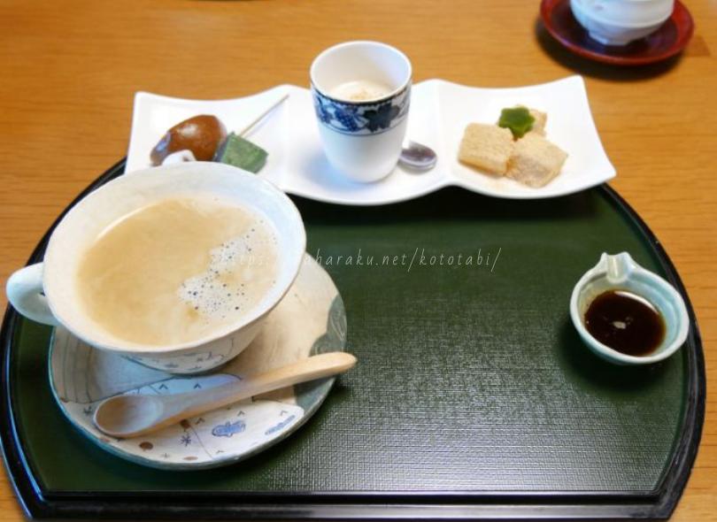【大雄山茶屋天んぐ】仁王門本店で子連れランチ最高過ぎ!広い個室「禅の間」でゆったりコース料理、さいごに