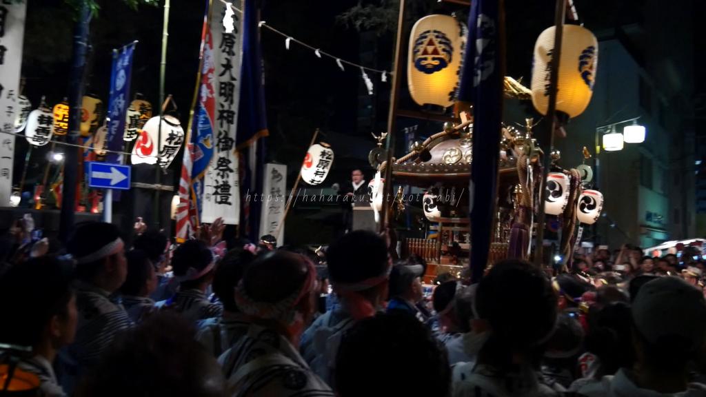 約30基の神輿が走る小田原の祭り【松原神社例大祭】のお浜降り・お宮入りを子どもと見る旅