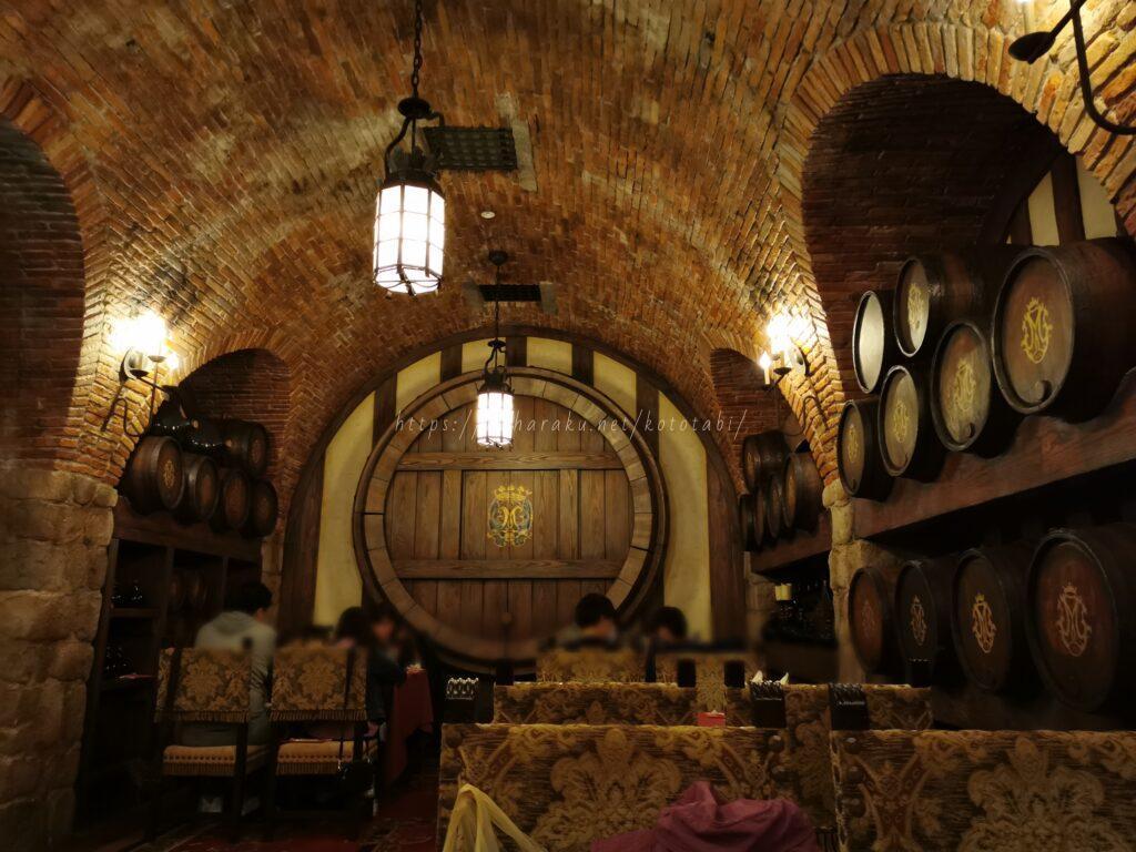 【マゼランズの隠し部屋】コロナ禍の今!秘密のワインセラーダーニングの感想を口コミレポ