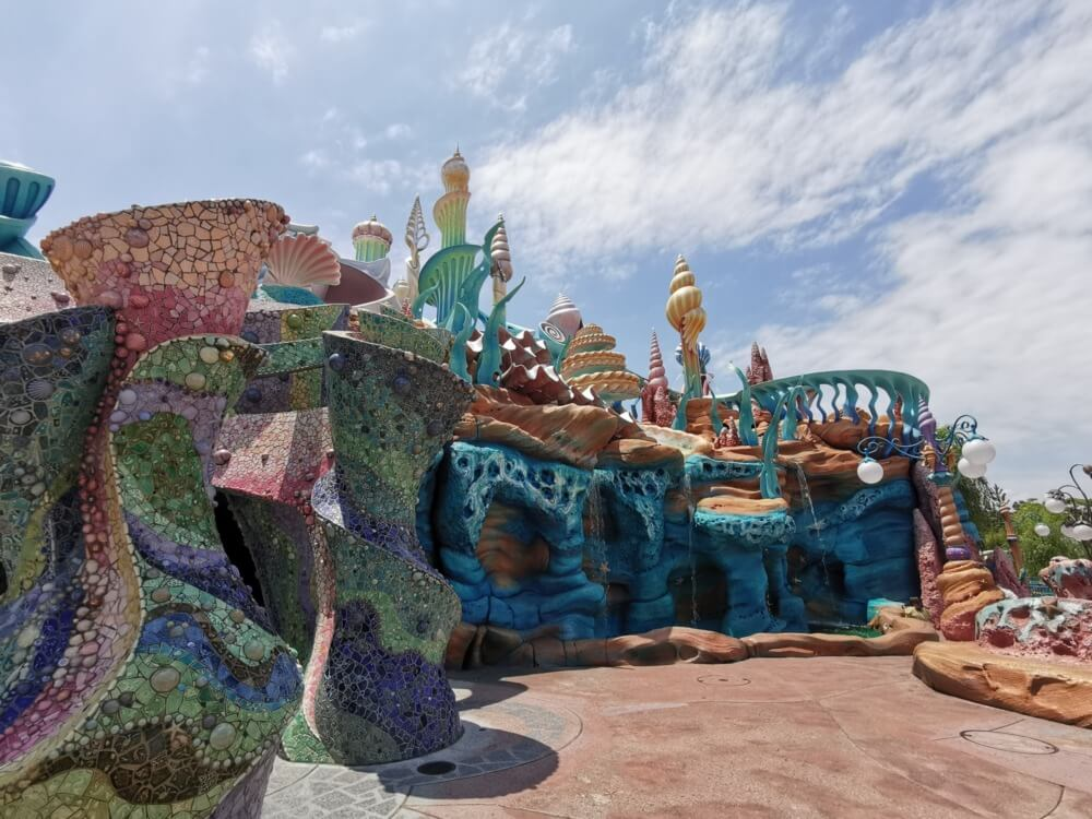 ディズニーシー5,000人の日【写真あり】どんな感じか混雑状況と待ち時間をレポ 旅行記ブログ
