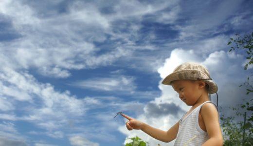 撥水・蒸れない・嫌がらない【UVハット】が子供の熱中症対策にも最適だった!