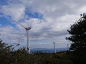伊豆風力発電所