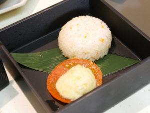 ホテル甲子園夕食
