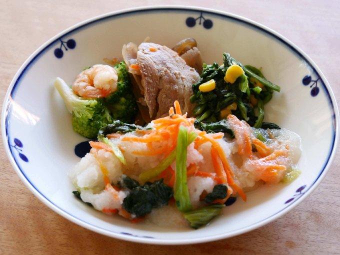 宅配弁当ナッシュ「白身魚のおろしあんかけ」実食しました。