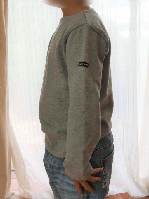 kidsセントジェームスウェッソン8A(5歳着用画像)
