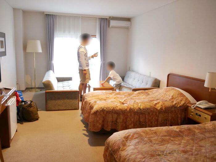 八ヶ岳グレイスホテルの客室