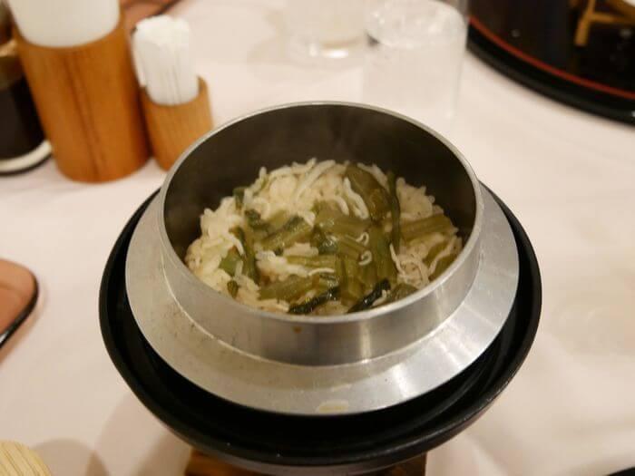 八ヶ岳グレイスホテルの夕飯