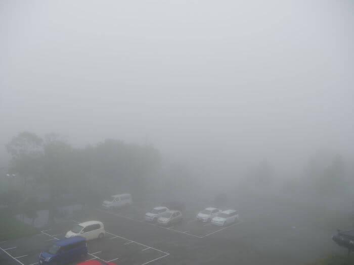 八ヶ岳グレイスホテル客室からの眺め