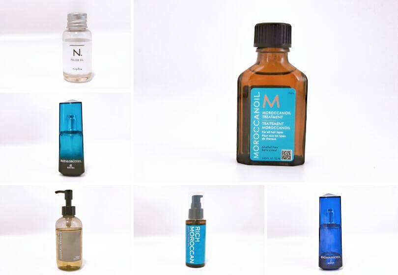 【育児で忙しいママ向きの、本当に使えるヘアオイル】を実際に使った6品から忖度ナシで発表