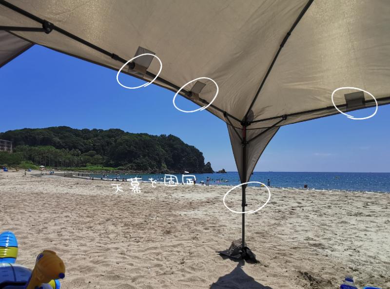 【カンタンタープキャンプカスタム】愛用中、女性1人で組み立て可、メッシュスクリーン蚊帳も便利 口コミレポブログ