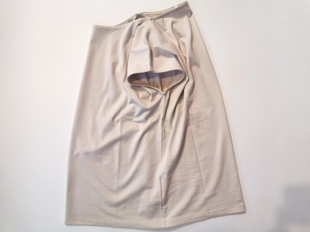 【ドゥクラッセTライト】着用画像あり 1枚で透けないトップスのサイズ感をレビュー!、ママの汗対策におすすめ 口コミブログ